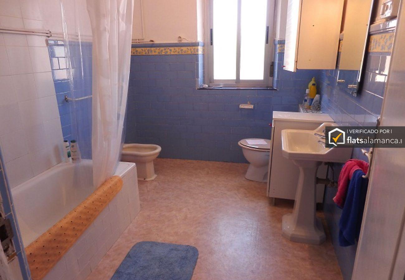Alquiler por habitaciones en Salamanca - HABITACIÓN RUA 20 | 4