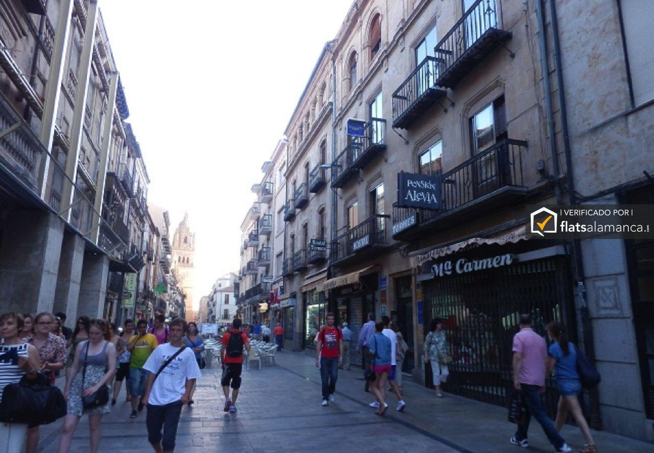 Alquiler por habitaciones en Salamanca - HABITACIÓN RUA 20 | 6