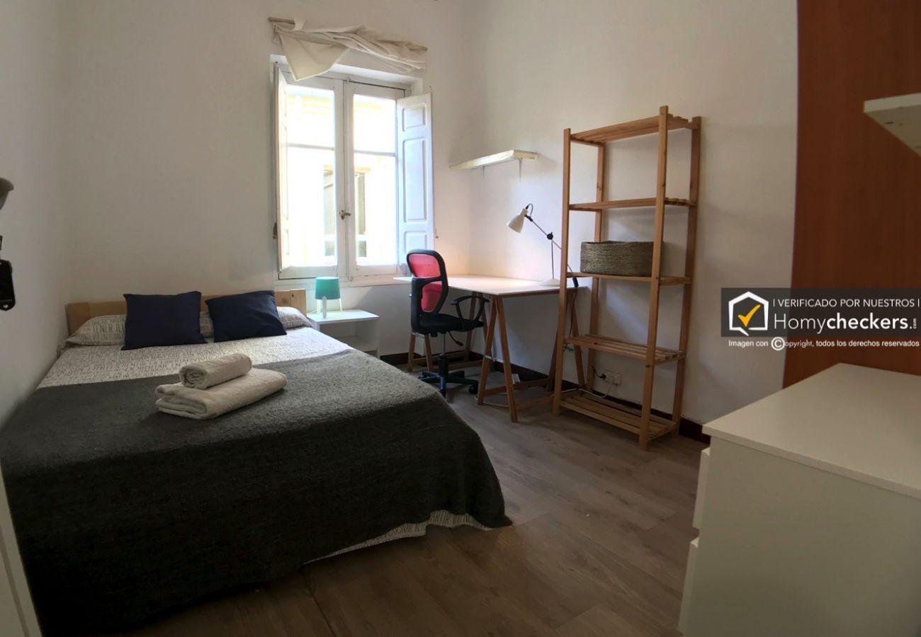 Alquiler por habitaciones en Salamanca - HABITACIÓN RUA 20 | 5
