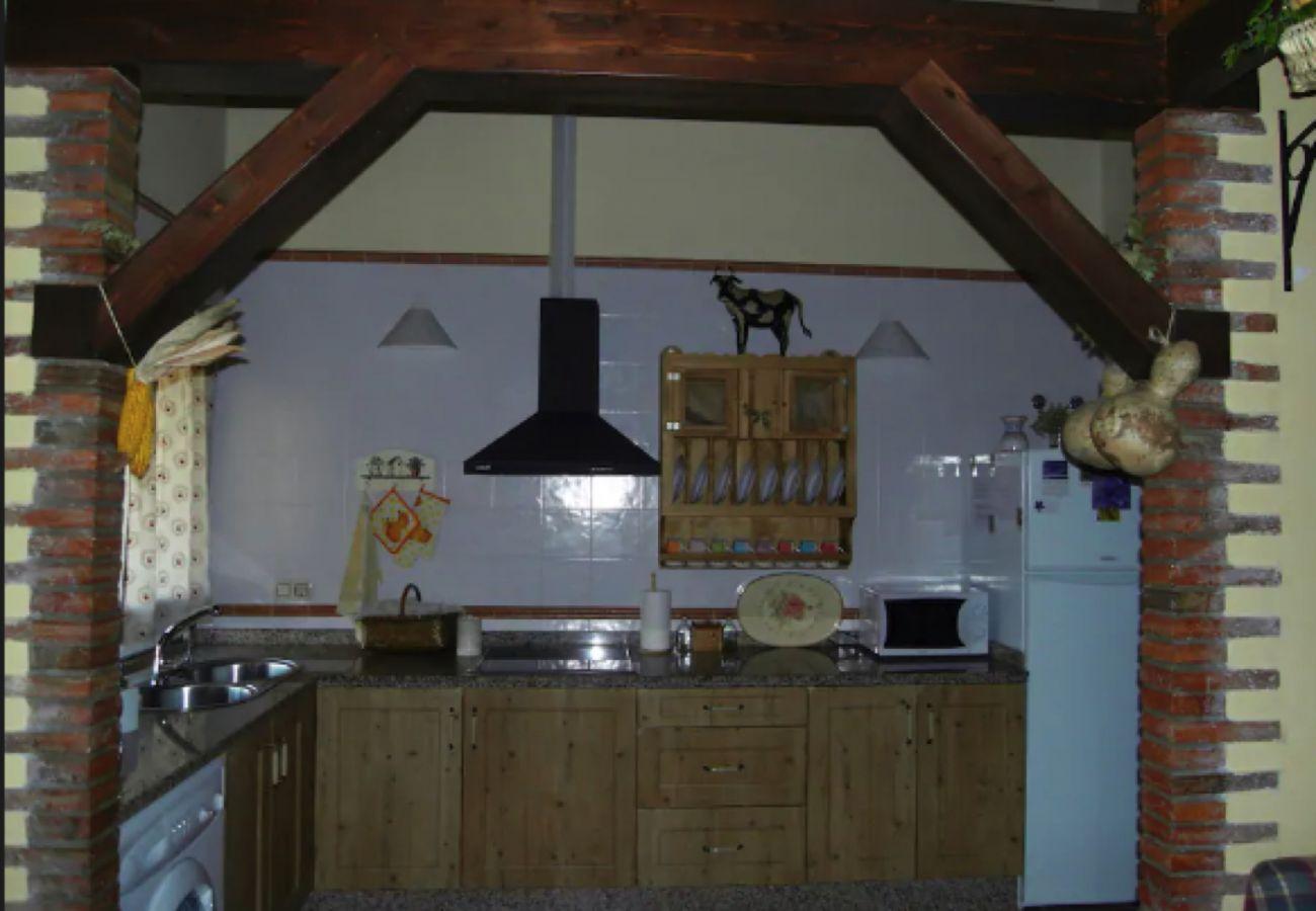 Casa rural en Zarapicos - Casa Rural Los Cántaros