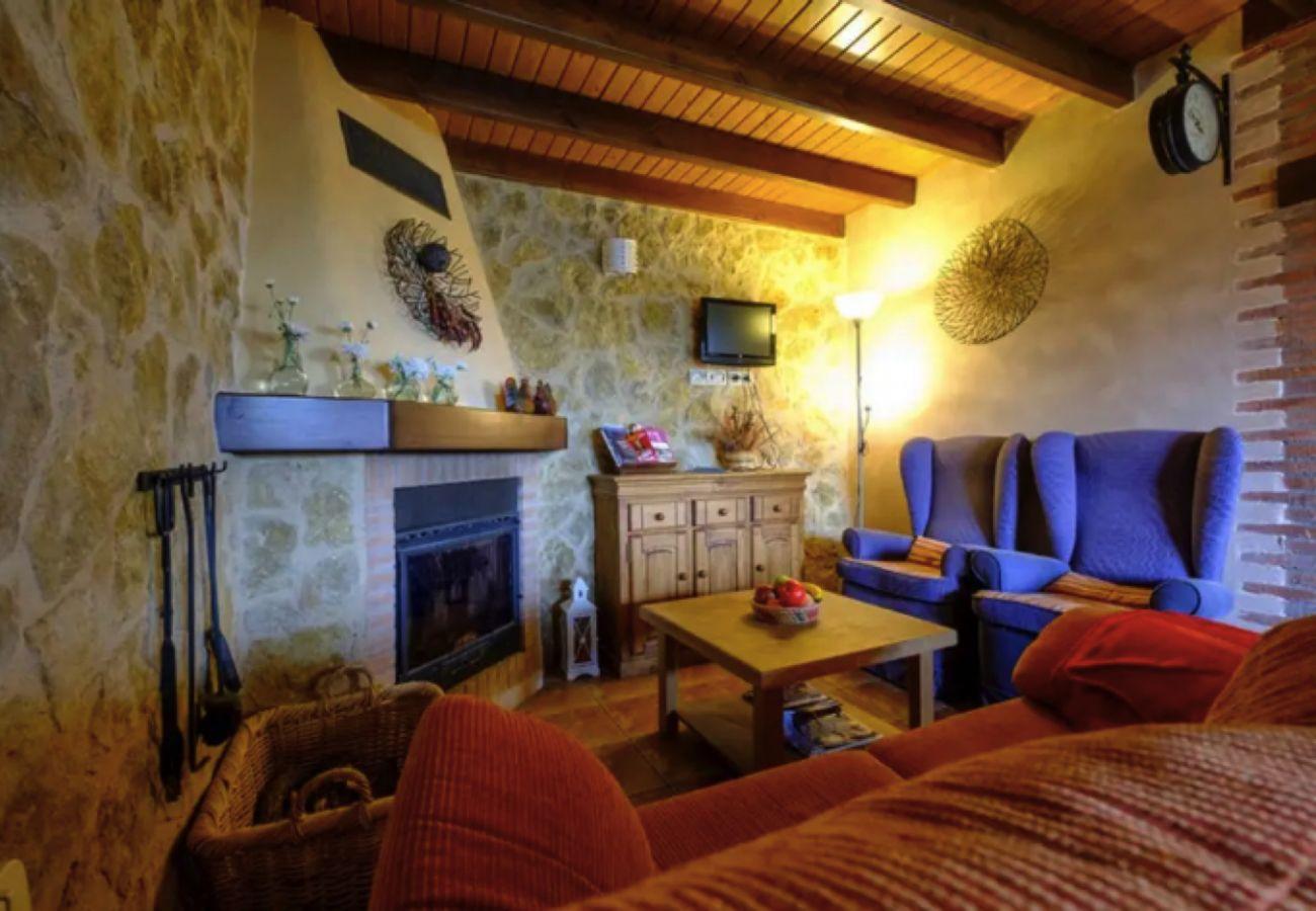 Casa rural en Zarapicos - CASA RURAL LAS TINAJAS