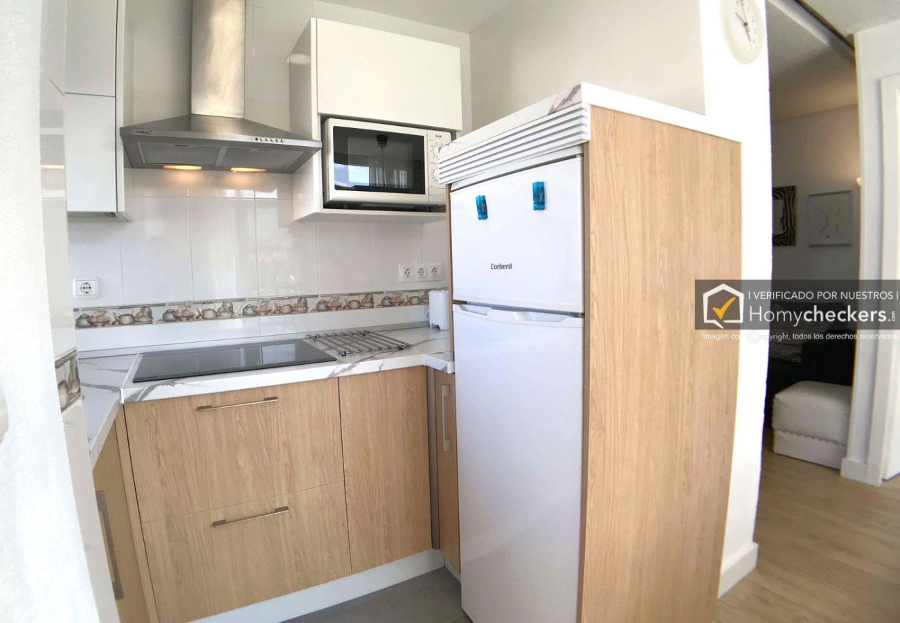 Apartamento en Torremolinos - HOMYFLAT NOGALERA, CON PISCINA Y GARAJE, CENTRO TO