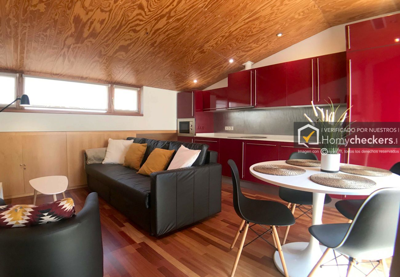 Apartamento en Salamanca - HomyAT ÁTICO ISIDRO´S