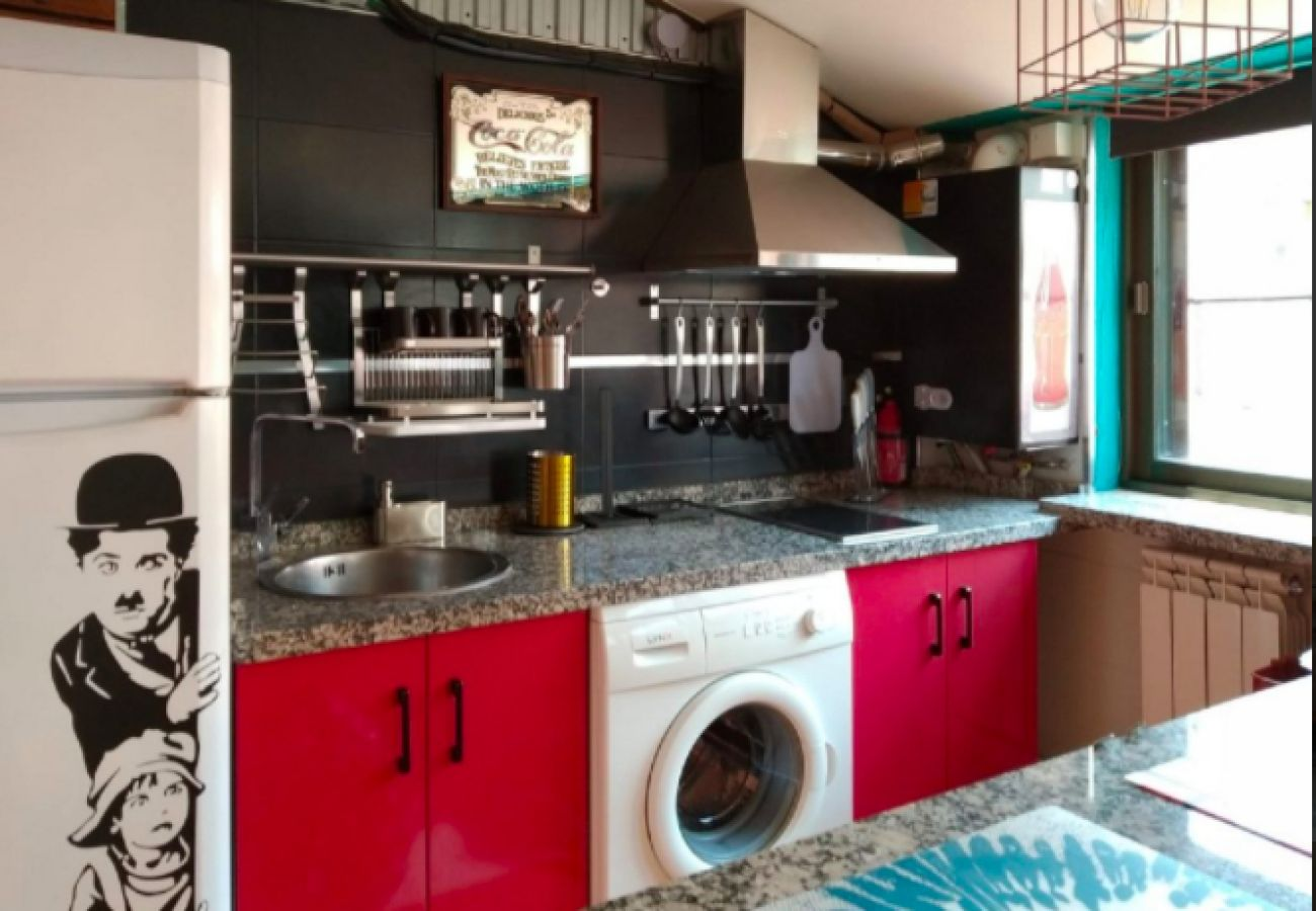 Apartamento en Salamanca - My Home Clavel II