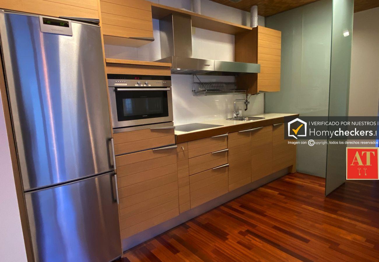 Apartment in Salamanca - HomyAT ÁTICO PRIOR