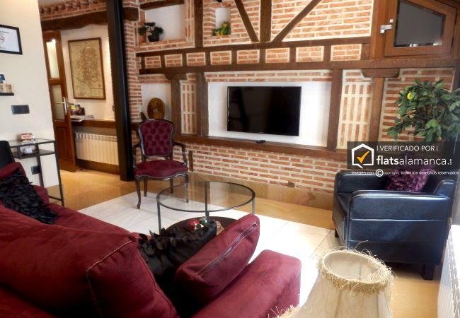 in Salamanca - My Home PLAZA CORRILLO