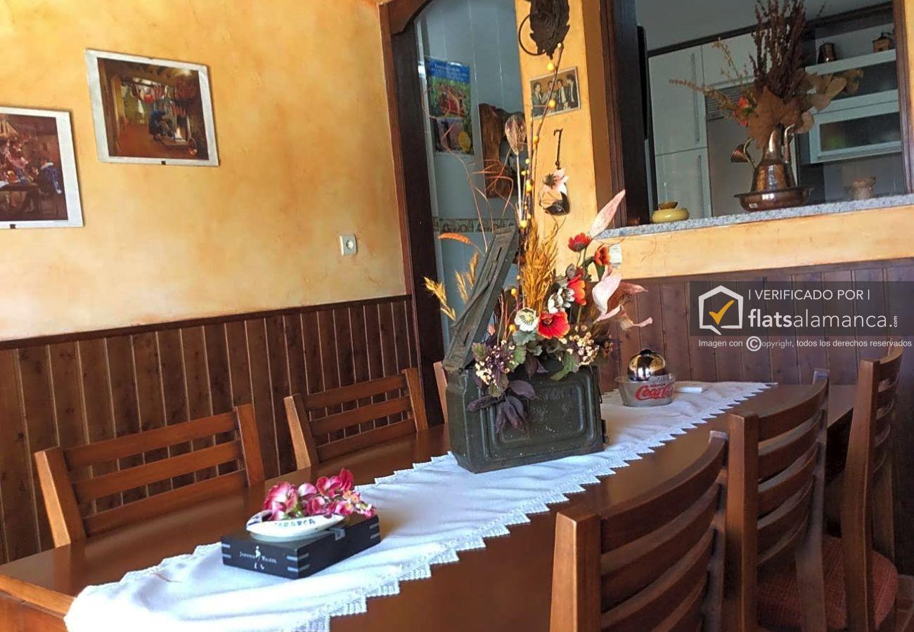 Chalet en La Fuente de San Esteban - CHALET 4 DORMITORIOS LA FUENTE DE SAN ESTEBAN
